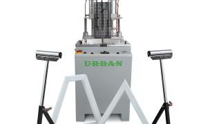 soudeuse une tête pour la menuiserie PVC URBAN