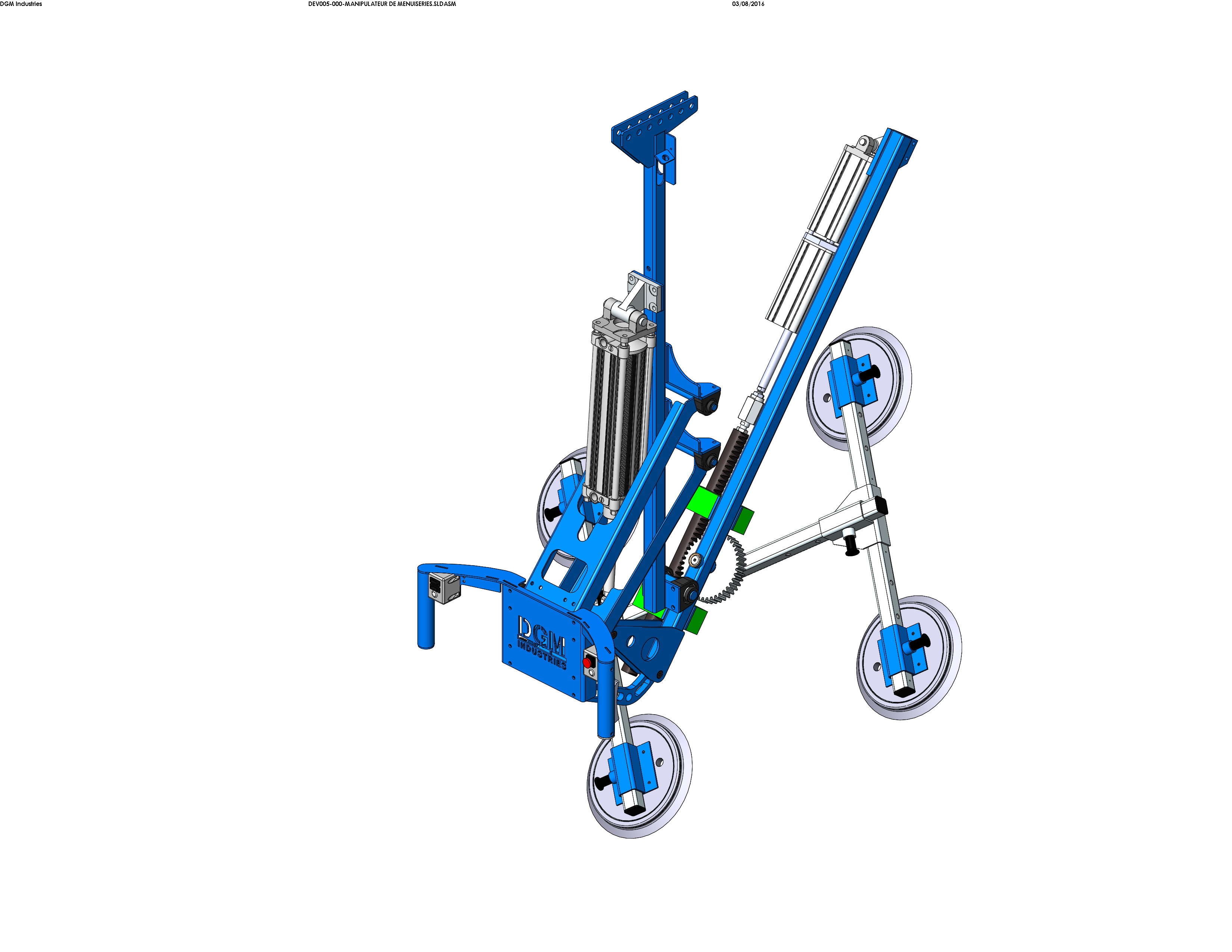 robot menuiserie
