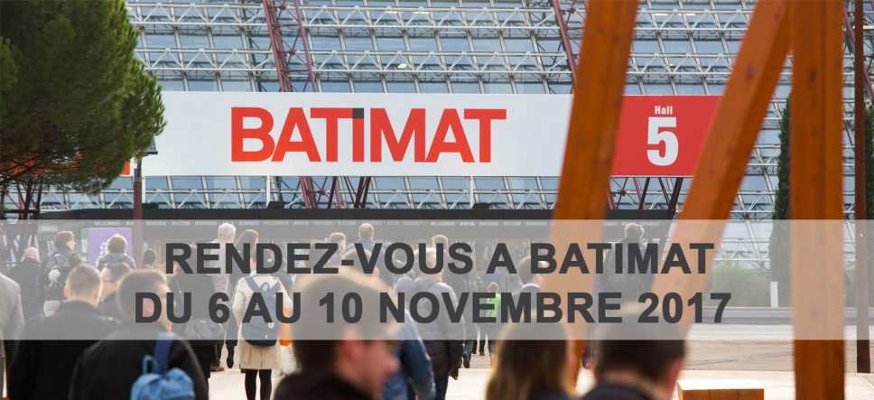 DGM industries à Batimat 2017