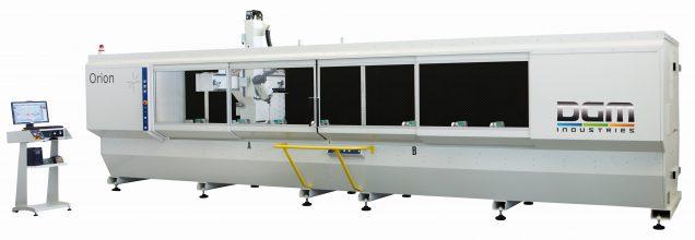 Centre d'usinage ORION - DGM Industries