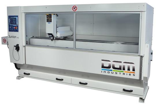 Centre à banc fixe JUNIOR - DGM Industries